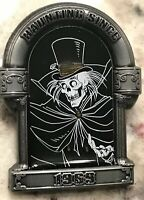 Haunted Mansion Chaser Pin Hatbox Ghost 50th Anniversary Mystery Disney