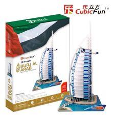 Puzzle CUBIC Fun 101 PEZZI-PUZZLE 3d Burj Al Arab, Dubai (41824)