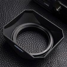 Digital Camera Square Lens Hood For Digital Video Cameras