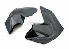 FITS DUCATI MULTISTRADA 1200 CARBON FIBER SIDE AIR EXTRACTOR INLET COVER PANELS