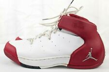 Air Jordan Carmelo 2005 Red White 1.5 309265 105 Size 10.5 EUC