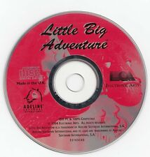 Little Big Adventure 1  - CD