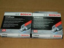 (8) NEW BOSCH 9613 IRIDIUM SPARK PLUGS FOR CIVIC ALTIMA ARMADA FX35 FX45 G35 I35