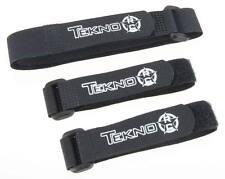 Tekno R/C TKR40007K Battery Straps (2 short 1 long)
