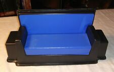 Vintage 1968 Barbie Family House Furniture Mattel Couch Sofa Mid Century Parts