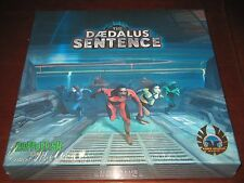 The Daedalus Sentence board game NEW SW co-op escape Hive Prison Eagle-Gryphon