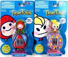 Bandai Tamagotchi TamaTown 2 CHARACTER FIGURES for use with Tama-Go #111 & #155