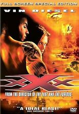Xxx (Dvd, 2002, Full Screen Special Edition) Vin Diesel Ln