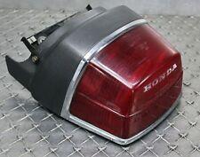 CB650 RC03 Rücklicht komplett Taillight complete Licht Beleuchtung