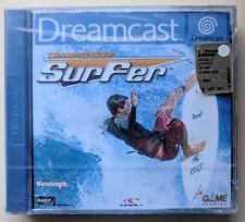 CHAMPIONSHIP SURFER - SEGA DREAMCAST GAME - PAL - BRAND NEW SEALED