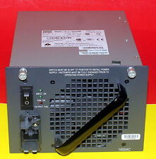 Cisco Pwr-C45-1400Ac 1400W Ac Power Supply for Catalyst 4500 Switches