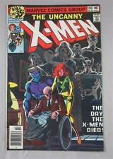 X-MEN #114 OCT 1978 BANSHEE F/VF 7.0
