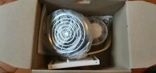 RAPIDE CHROME INLINE CEILING EXTRACTOR FAN - Bathstore RRP  £117