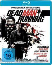 Dead Man Running - Blu Ray Action Thriller Gebraucht - Gut