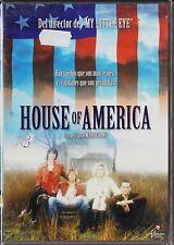 HOUSE OF AMERICA de Marc Evans. Drama británico de 1997. DESCATALOGADA.
