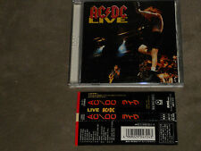 AC/DC Live Japan CD