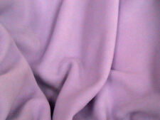 Anti-Pil Polar Fleece Dress Fabric Lilac 150cm Wide SOLD BY THE METRE