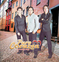 Puro Corazon de Zacateca Mexico by Grupo Puro Corazon (CD, Jan-2006, WEA) NEW