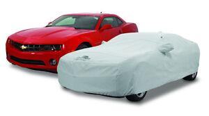 2008-2020 Dodge Challenger RT SRT Custom Fit Grey Softweave Cotton Car Cover