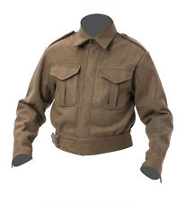 WW2 British Army Battle dress blouse p37 -  Medium 42 chest