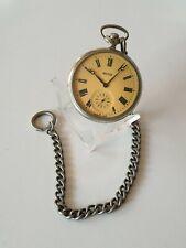 Taschenuhr pocket Watch MOLNIJA