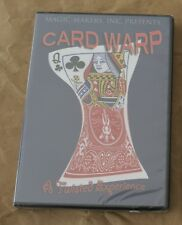 Card Warp (DVD) -- Ben Salinas teaches the Walton/Busby classic effect     TMGS