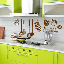 New Kitchen Home Decor Wall Sticker Mural Removable Vinyl Decals Wall Paper DIY
