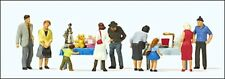 HO Scale People - 10595 - Flea Market