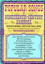 Popular Songs of Nineteenth Century America, , 0486232700, Book, Acceptable