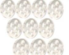 20 X Honeycomb Small GLASS SCREENS 2mm Thick (8mm Size) Vape Smoke Pipe ATMOS