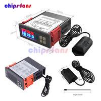 SHT2000 STC-1000 110-220/230V Temperature &Humidity Controller Thermostat Sensor