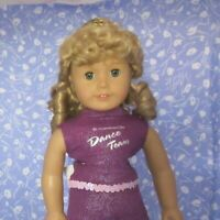 Imsco LAURA Honey Full Cap Doll Wig Size12-13 Classic Vintage Braided, Ringlets