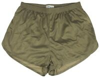 Soffe Nylon Ranger Panties / Silkies / Running / Track Shorts in Tan Men's XL