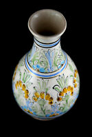 vase oriental en ceramique