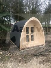 4m camping Pod Glamping Pod home Office