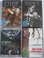 Paket Sammlung - Thor & Thor 2 & Hiruko the Goblin & Dinge die von Bäumen hängen