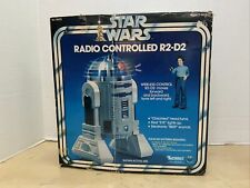 STAR WARS RADIO CONTROLLED R2 D2 KENNER VINTAGE 1977 Complete In Box