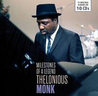 Thelonious Monk - Milestones of a Legend [CD]