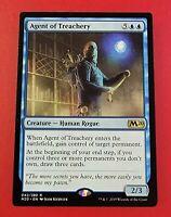 1x Agent of Treachery | M20 Core Set 2020 | MTG Magic Cards