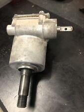 Belle minimix 150 gearbox