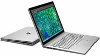 Microsoft Surface Book Intel Core i7 256GB 8GB RAM 1GB dGPU