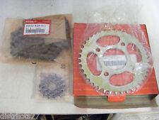 kit chaine HONDA CG 125 BR 1992-1997   14X41   piece honda  ref:0640C-KCH-405