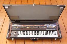 Roland Juno-60 MIDI UPGRADED. Perfect Working Serial # 2909**