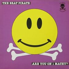 "The Beat Pirate - Are You On 1 Matey? (12"" BCM Vinyl Maxi-Single Germany 1989)"