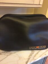 SAA/SAL South African Airways Vintage Luggage Bag Two Zippered Top Compartments