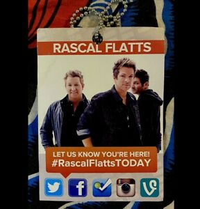 RASCAL FLATS PERKS UP TODAY SHOW PLAZA WITH HITS AND GOOD HUMOR - MAY 30, 2014