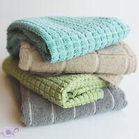 Bambury Microfibre 3 Pack Kitchen Tea Towels | Super Absorbent | Absorbent Cloth