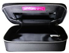 BARE MINERALS Escentuals HELLO Gorgeous BLACK Cosmetic Bag Make Up Case Purse NW