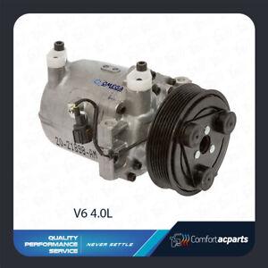 AC A/C Compressor Fits: 2005 - 2019 Nissan Frontier V6 4.0L / 05-15 Xterra V6