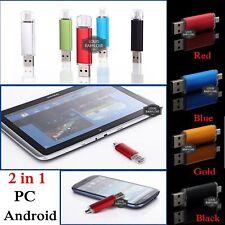 i Flash Drive OTG Device 32 64 128GB  1TB USB Memory Thumb Key Stick Pen Storage